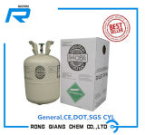 White Cylinder Package R406A를 가진 혼합물 Refrigerant Gas