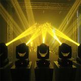 Les lumières DJ de disco présentent allumer la tête mobile du faisceau 230W de Sharpy pour l'exposition professionnelle d'événement d'étape