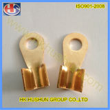 Fábrica que vende la terminal de alambre terminal de la nariz de cobre 20A-80A (HS-OT-0013)
