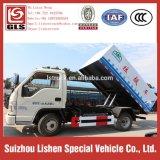 新しいダンプのごみ収集車のSelf-Loading小さい屑トラック