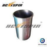 Forro do cilindro/luva 6D16t para o motor Diesel Me041107 do caminhão