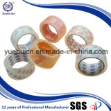 100% beschichteten Acrylsuper freies Verpackungs-Band der kleber-Qualitäts-BOPP