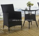 高品質のアルミニウム家具のセットされる屋外の家具の庭(YTA100&YTD247-1)