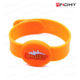 Quaility superiore personalizza il Wristband di RFID NASCOSTO stampa