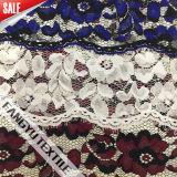 Популярная флористическая ткань шнурка 2016