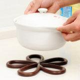 Stuoia della ciotola del silicone dello strumento della cucina per articoli per la tavola con approvazione della FDA