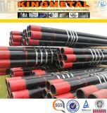 Tubo/tubo inconsútiles de la cubierta del petróleo del acero de carbón del API 5CT P110