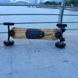 أربعة عجلات كهربائيّة تزلّج على الماء يقف لوح التزلج