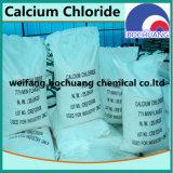 Cloruro di calcio granulare anidro del rifornimento