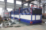 Máquina de gelo comercial Shanghai do bloco da garantia de comércio não Guangzhou