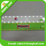 浮彫りにされた3D Custom LED Bar Mat Soft PVC Bar Mat Bar Rubber Mat