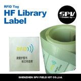 RFID受動ライブラリラベルIcode Slix