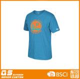 Camiseta seca del ajuste del baloncesto de los deportes de los hombres