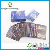 Дешевая карточка Oракул печатание с печатание буклета