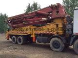 camion utilizzato 45m della pompa per calcestruzzo di Sany dei 2005~2010 telai di 8*4-LHD-Drive Isuzu