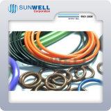 De verschillende O-ringen van Kleuren