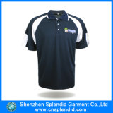 Polo-Shirt-Hersteller kundenspezifisches Deisgn Mens-Polyester-Shirt-Polo