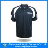 Polo su ordinazione della maglietta del poliestere del Mens di Deisgn del fornitore della maglietta di polo