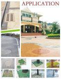 FRP calcaires composés renforcent des couvertures de fossé en verre de fibre