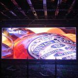 Écran polychrome d'intérieur d'affichage à LED de qualité