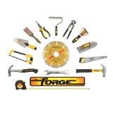 Fichiers d'outils à main en acier (Mile File-One Round Edage) pour bricolage / Décoration