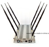 2016高いPower Cellular 2g 3G 4G Phone Jammer/90watt WiFi GPS UHF VHF 315MHz 433MHz Jammer