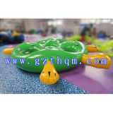 膨脹可能なOutdoor Sports ToysかInflatable Cartoon Tortoise