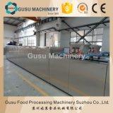 Máquina de depósito moldando de enchimento da barra de chocolate do centro do GV Gusu