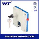 Wangtong 높은 안전 동전에 의하여 운영하는 자물쇠
