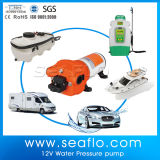 Mini moteur portatif électrique de pompe à eau pour le rv