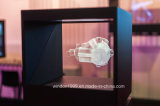 Holocube 3D Holographic Advertizing Equipment
