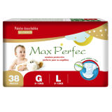 Doux et Breathable Baby Diapers (l)
