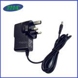 5V1a Wall Mount Power Adapter mit BRITISCHEM Plug