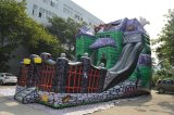 AdultのためのよいPrice Giant Inflatable Water SlideおよびKids、SaleのためのInflatable Jumping Castle Play Field
