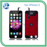 Accesorio al por mayor del teléfono móvil para la pantalla del LCD del iPhone 5
