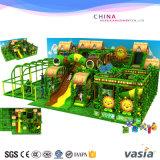 Apparatuur van de Speelplaats van de Apparatuur van kinderen de Binnen voor de Zachte Apparatuur van de Speelplaats