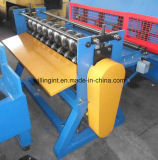 Гальванизированный разрезать стали обрабатывать изделие на определенную длину машинное оборудование