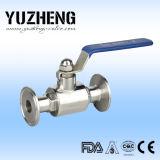 Fabricante sanitario de la vávula de bola 1PC de Yuzheng
