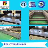 machine de découpage de laser de fibre en métal 800W pour l'acier inoxydable de 4mm