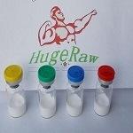 Bouwt Magere Anabole Peptide ghrp-6 van de Hoge Zuiverheid van de Spier