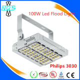 Prix extérieur de projecteur du conducteur 100W LED de Philips LED Meanwell