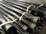 anti corrosion de la pipe 3lpe en acier de pipe anti-corrosive de HDPE