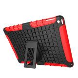 Nueva caja híbrida del teléfono de Kickstand para el iPad mini 2/3/4 del iPad 2/3/4/5/6
