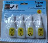 4G Super Glue en caja plastica (SG028)
