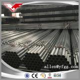 Трубы En39/BS1387/ASTM A53 горячие окунутые гальванизированные стальные используемые для жидкостных перехода и конструкции