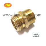 Pipe Fitting Hose Barb pour le jardin Hose Fitting de Water Valve Brass