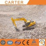 Excavatrices lourdes multifonctionnelles de pelle rétro de chenille de CT220-7A (22t)