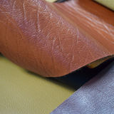 Sofa Leather (HST102)를 위한 Quality 높은 Artificial PU Leather