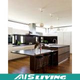 Gebrauchsfertige vollständige Küche-Schrank-Set-modulare Melamin-Küche-Möbel-Entwürfe (AIS-K148)