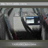 Router de grande eficacia do CNC da máquina de gravura do metal Xfl-1325 para o alumínio